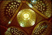 Dome in Mohamed Ali Mosque