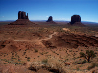 Monument Valley Navajo Tribal Park