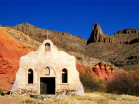 Big Bend State park -Ghost town