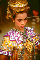 Traditional Dance, Thailand