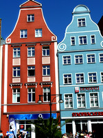 City of Rostock Germany