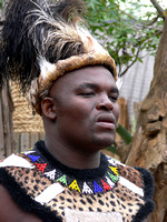 South Africa - Zulu Village