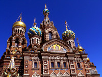 St Petersburg - Church On Spilled Blood